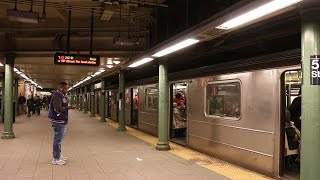 NYC Subway: IRT Seventh Ave Line at Columbus Circle
