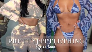PIECES YOU NEED IN YOUR CLOSET TO SLAY SUMMER | PRETTYLITTLETHING HAUL | KIRAH OMINIQUE