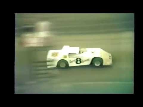 1985 races at Black Hills Speedway #59 late model trophy dash