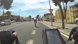 Mallorca 312 km Sportive. Route to Hotel Playa de Muro pick up Ma 12GOPR2263