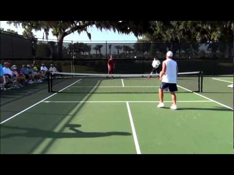 2014 Villages Pro Pickleball Exhibition