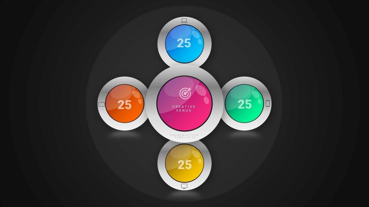 How To Create An Inspirational Smartart Presentation Slide Design In