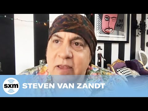 Steven Van Zandt Saw Early Cuts of 'Sopranos' Prequel Film 'The Many Saints of Newark'