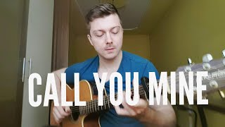 The Chainsmokers, Bebe Rexha - Call You Mine - Fingerstyle Guitar Cover - Nicolaevici Bogdan