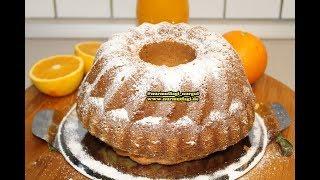 Cok Kabaran Yumusacik Portakkali Kek tarifi, kek yaparken püf noktalari nelerdir? Nurmutfagi NurGüL