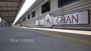 #90 大陸横断鉄道 THE GHAN【ザ ガン】【オーストラリア ラウンド】