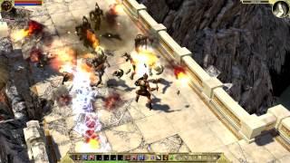 Titan Quest LAN - Final del Juego
