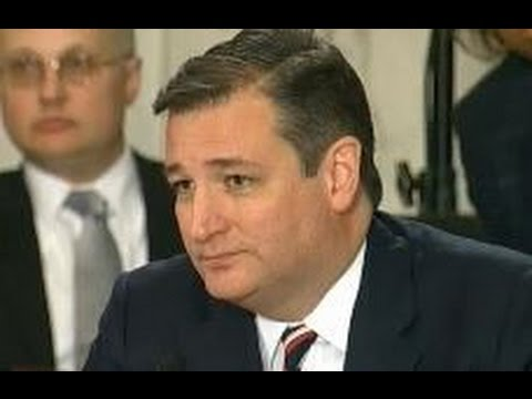 Ted Cruz crushes Al Franken and Democrats at Senate hearing