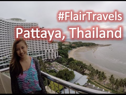 Royal Cliff Hotel Pattaya, View from our Room – Flair Travels