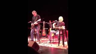 Roger Waters - GE Smith - Forever Young - Dylan Cover - Sag Harbor Show