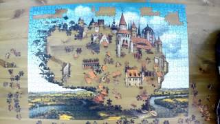 Time lapse Puzzle 1000 pc. | City of Wings by Band of Puzzles