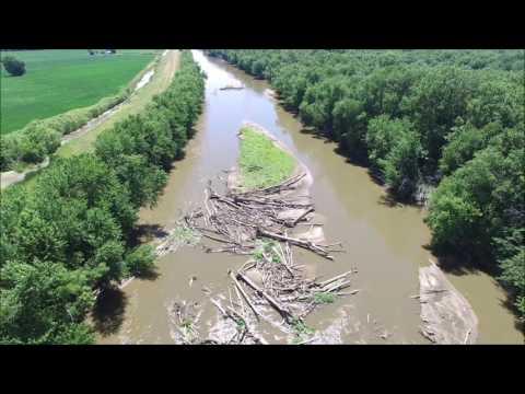 Sangamon River Obstruction Update (06/16/16)