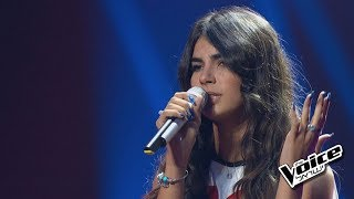 ישראל 4 The Voice: דורין הירבי - Summertime sadness