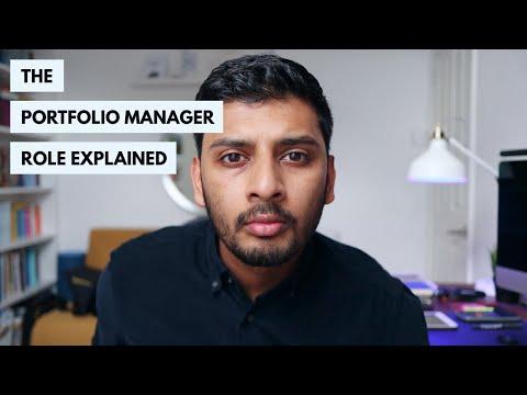 What Do Portfolio Managers Do? (Hedge Funds & Asset Management)