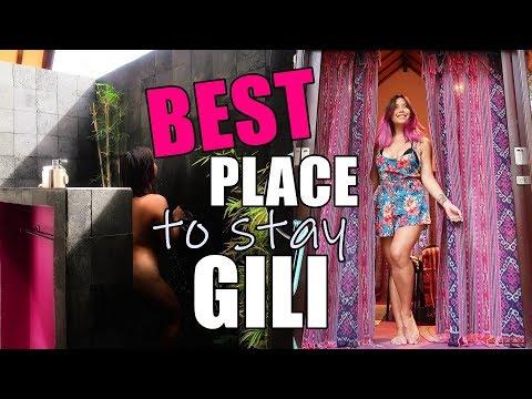 BEST PLACE TO STAY IN GILI TRAWANGAN! (July 5, 2018) - saytioco