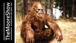 100 Nights of Bigfoot Sightings- terrifying true encounters with Bigfoot