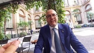 La Vigilanza Rai indica Marinella Soldi Presidente: intervista a Massimiliano Capitanio (Lega)