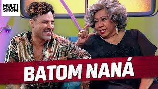 Alcione explica pra Jefinho o que é Batom Naná   Rodrigo Sant'Anna   Os Suburbanos   Humor Multishow