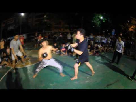 Fight Club Thailand. ธัน x มาคัส 71