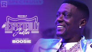 Boosie Talks Sex, Women & More W/ Justin LaBoy & Justin Combs | Respectfully Justin