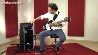 Ampeg Micro CL Mini Bassstack im Test auf musikmachen.de