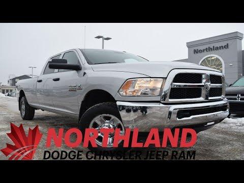 Walk Around 2016 RAM 3500 ST | Northland Dodge | Auto Dealership in Prince George BC