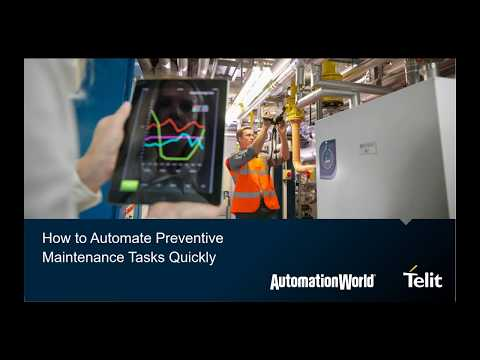 How to Automate Preventive Maintenance Tasks Quickly