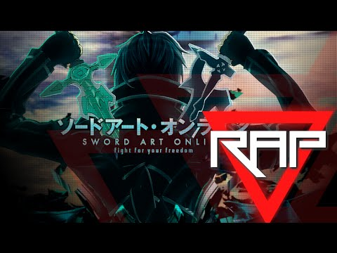 Rap Do Sword Art Online Espadachim Negro Part The Kira Justice
