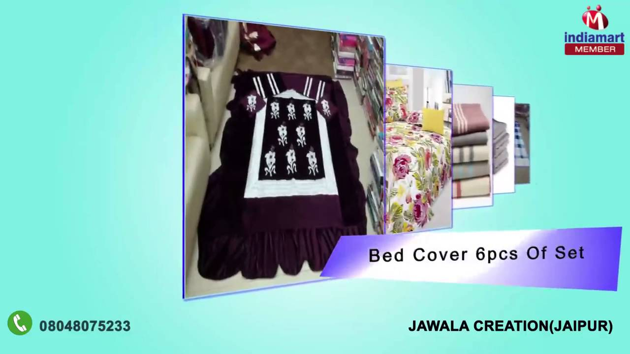 home furnishing products by jawala creation jaipur youtube
