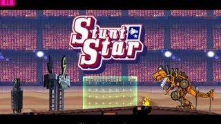 Stunt Star: The Hollywood Years ios iphone gameplay