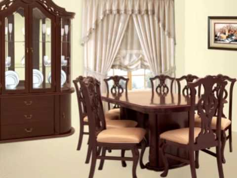 Muebles Comedores - YouTube