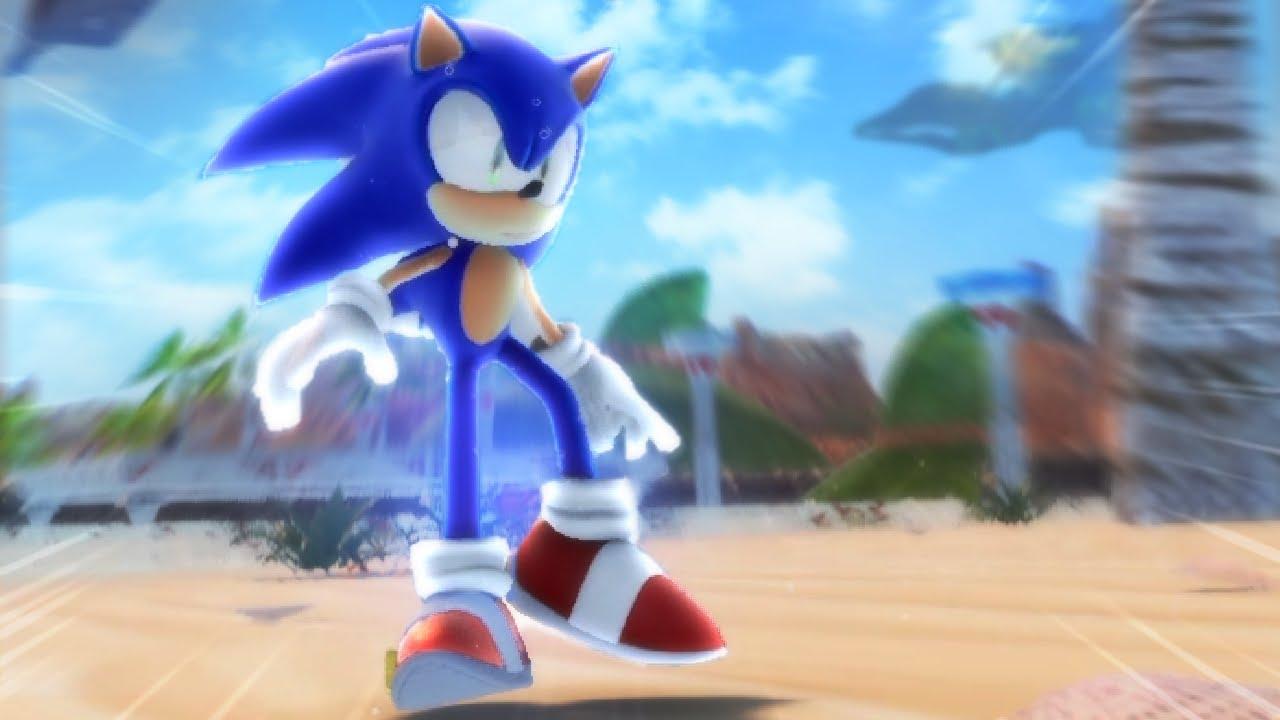 Sonic Dash Engine: a Massive World to Explore!