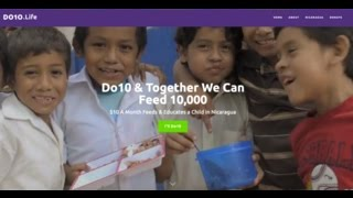 Video Cristina Milizia Voice Over Actor: DO10.Life & Help a Child in Nicaragua download MP3, 3GP, MP4, WEBM, AVI, FLV Oktober 2017