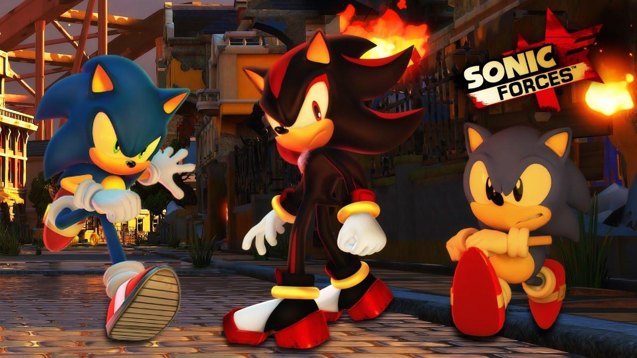 Sonic Forces Crack Archives