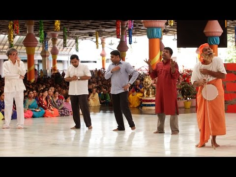 Cultural Program by Malaysia & USA devotees (Day 01) -  01 Aug 2015