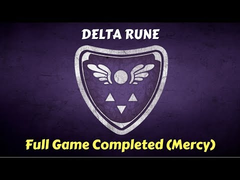 UnderTale Sequel - DELTA RUNE - Full Game + Secret Boss COMPLETED