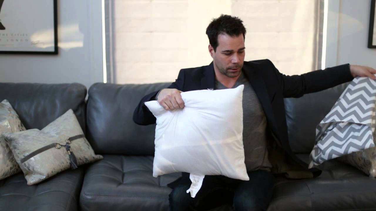how to put more filling in sofa couch pillows couches living