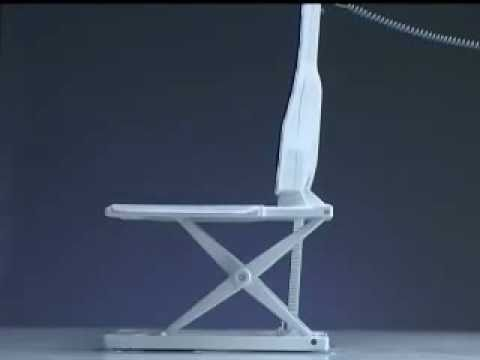 Neptune Recliner Bath Lift Demo