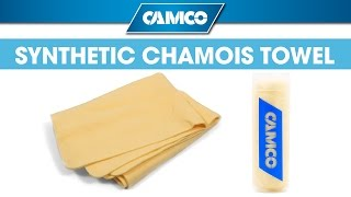 Synthetic Chamois Towel from Camco