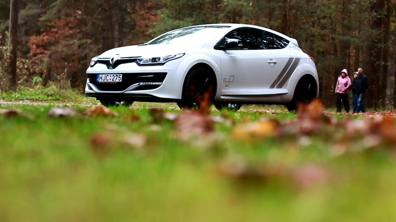 Renault Mégane RS 500 PS : insane acceleration (Motorsport) - YouTube