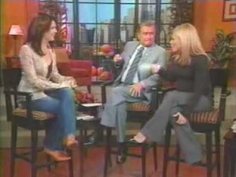 Lauren Graham On Regis and Kelly
