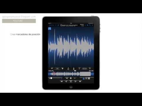 Anytune Pro: modifica velocidad y tono de tus canciones (Apps para músicos)