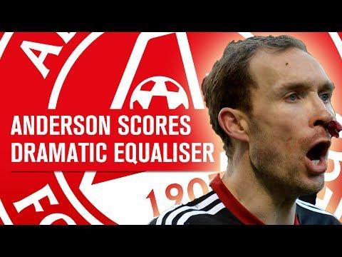 Dons legend scores sensational last gasp equaliser!