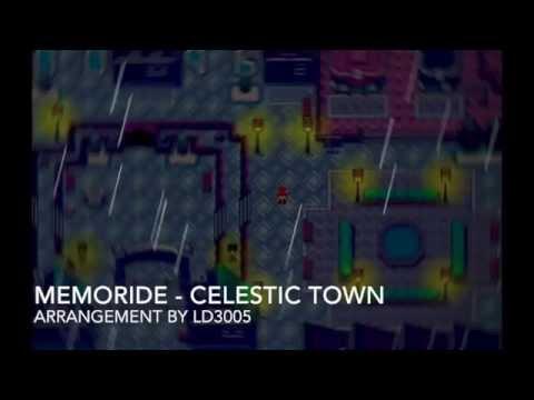 Celestic Town (Night) - EX Legends Arise