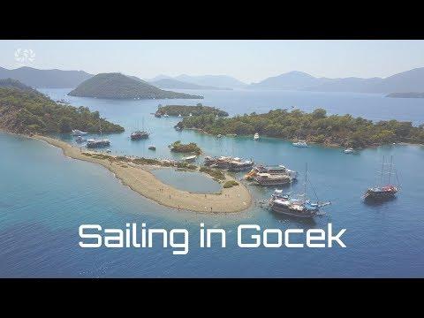 Sailing in Göcek, Turkey | Sea TV |   sail   cruise   travel
