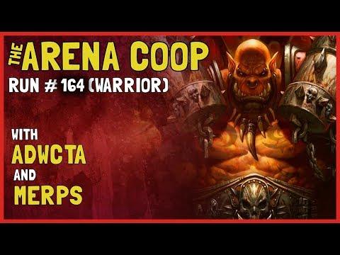 Hearthstone Arena Coop #164 (Warrior)