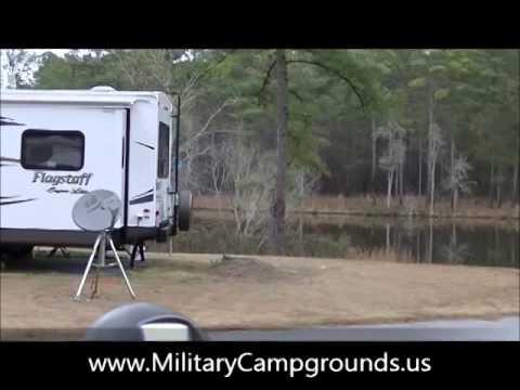 Video Tour Of Leitner Lake Recreation Area Fort Gordon