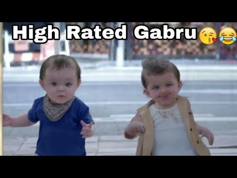 High Rated Gabru | Cute Version | Guru Randhawa | Kritish Jain