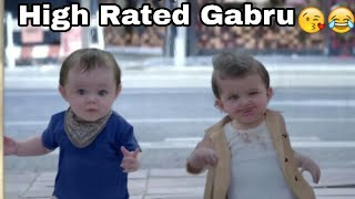 High Rated Gabru | Cute Version | Guru randhawa | Kritish jain thumbnail