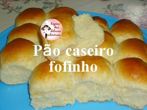 Pão Caseiro Fofinho Feito Na Máquina De Fazer Pão 11 Youtube
